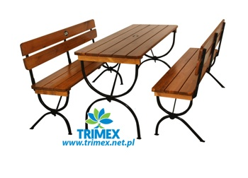 Pleasing Wooden Folding Beer Set With Backrest Beer Table With Benches Garden Furniture Beer Benches Highest Quality Buy Beer Set Product On Pabps2019 Chair Design Images Pabps2019Com