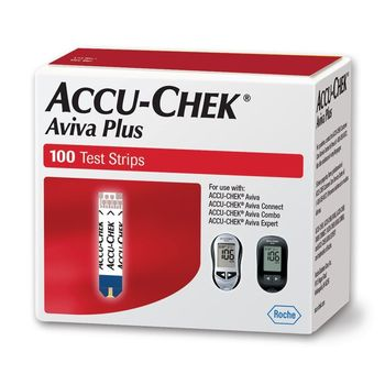 One touch ultra test strips 50, Accu-Chek Aviva Plus Diabetic Blood Glucose Test Strips