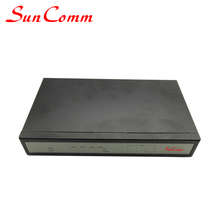 Lan En Wan Poort Voip Gateway Met 4FXS Of 4FXO 4RJ-11 SC-04-S Voice En Fax All In One