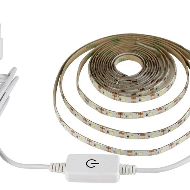 LED Vanity Mirror led flexible Strip Lights for Make up Table, Daylight White Under Cabinet Lighting Strips