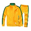 Custom Track Suits Brand Name Tracksuit Set For Men /Mens Polyester Sportswear Track Suit