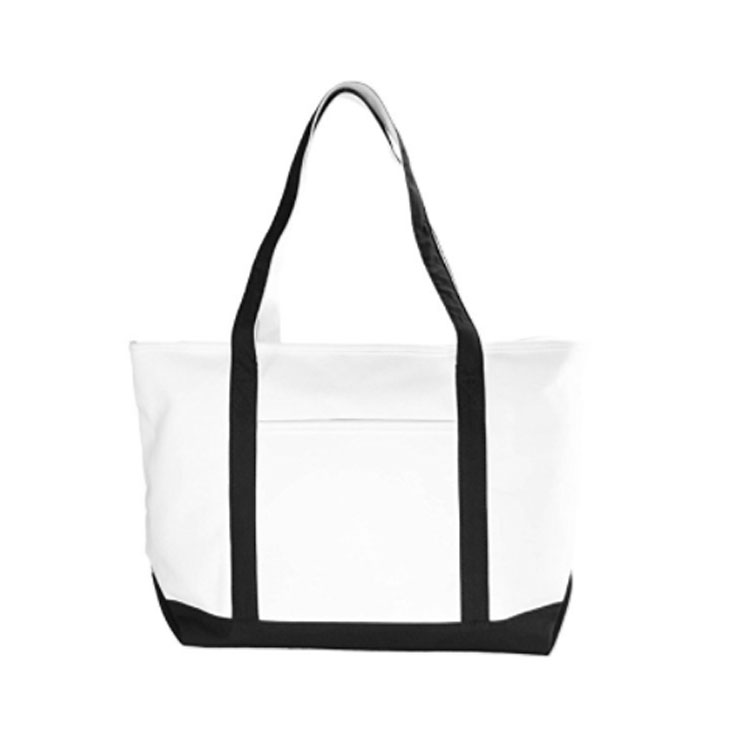 Travelling Canvas Shopping Tote Bags Canvas Casual Shopping Tote Bag for Lady