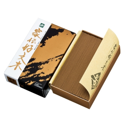 Premium and Easy to use aromatic rice premium incense with healing made in Japan