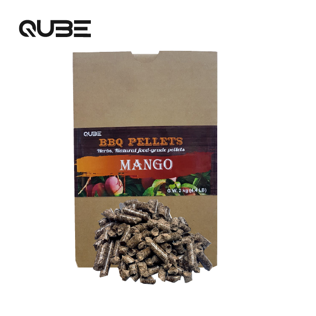 Premium mango grilling BBQ wood <strong>pellets</strong> for smoke