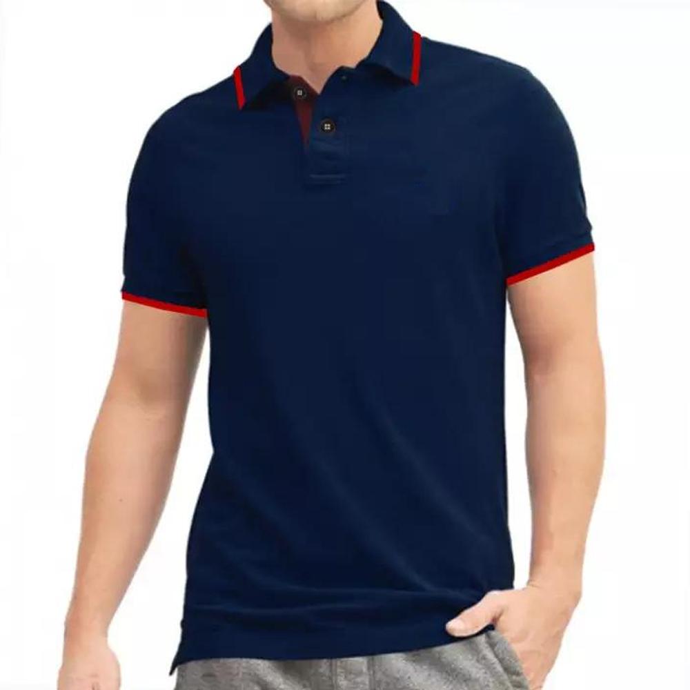 Navy Blue Color Polo Shirt / T-shirt Wholesale Price From Bangladesh - Buy Polo Shirt,Original Polo Shirts,Cotton Polo Shirt Product on Alibaba.com