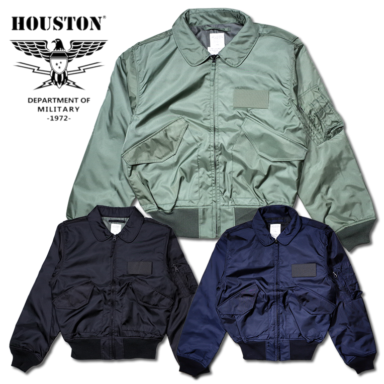 High quality CWU36P Flight Jacket Black Color made in japan
