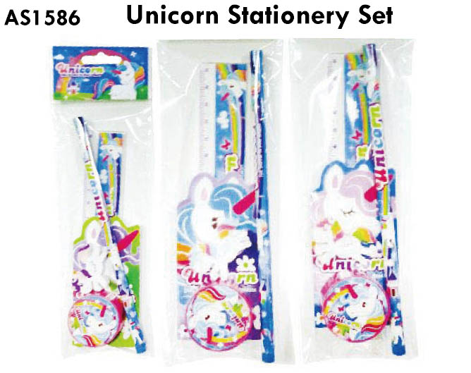 Useful Unicorn Stationery Set
