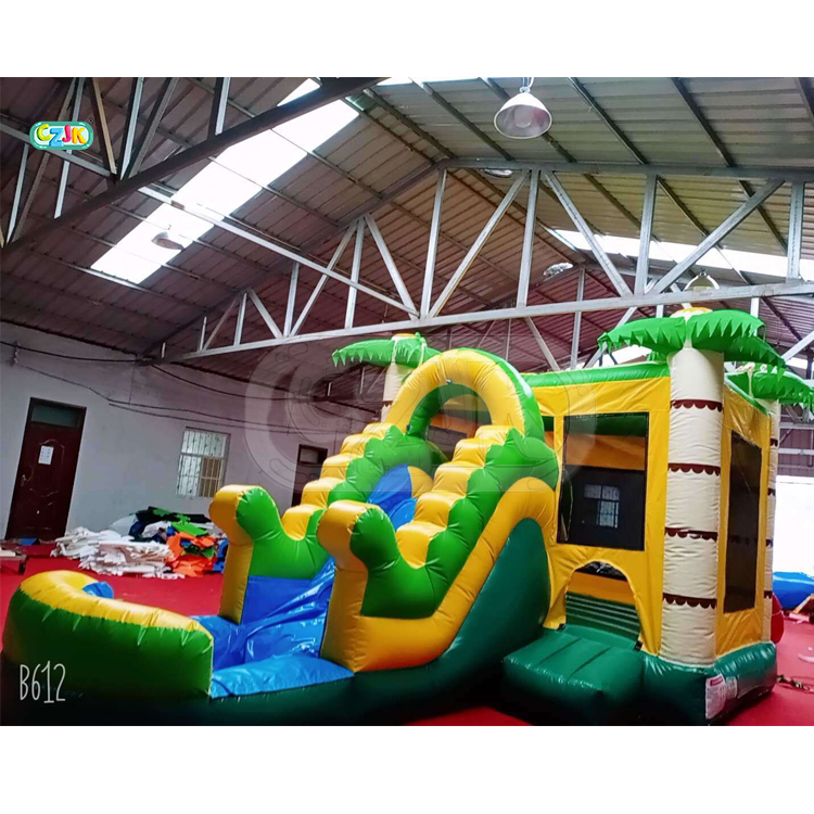 tiki inflatable jumper bouncer jumping bouncy castle bounce house