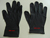 Black Nitrile disposable gloves, AQL 1.5