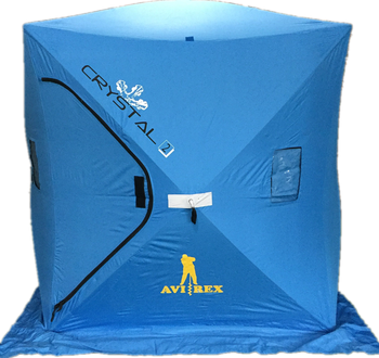 Cheap sale hub blind ice fishing tent