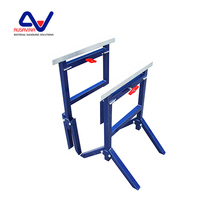 AUSAVINA EASY ADJUSTABLE FABRICATION STAND- folding table stand