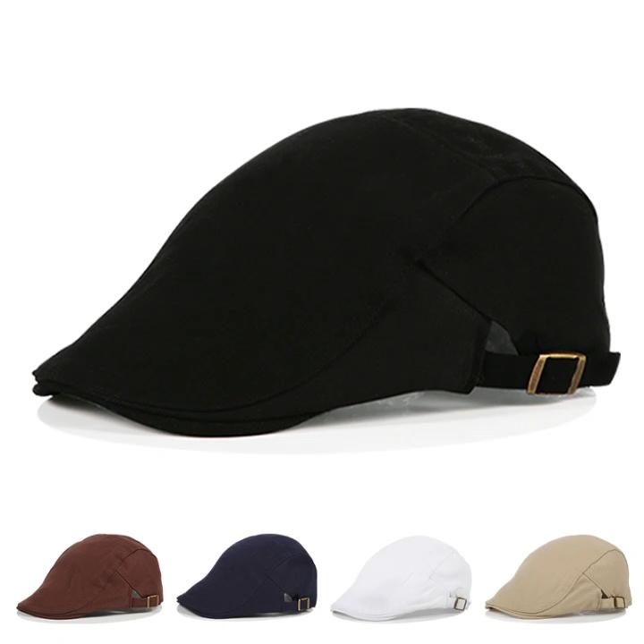 Cotone 100% in Inghilterra stile Berretto cappello per gli uomini