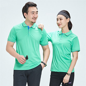 New style cotton GIRLS T-SHIRTS sports POLO SHIRTS UNISEX, cheap polo shirts polo for men couple shirts designs