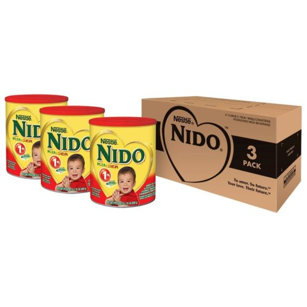 Nido Milk Powder, Nido Milk price reduced