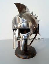 Neue Gladiator Maximus Medieval Armor <span class=keywords><strong>Helm</strong></span> 300 Film Spartan