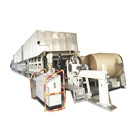 complete solutions for fluting/grey back/duplex/carton/kraft/cement bag/packaging paper making machine production line