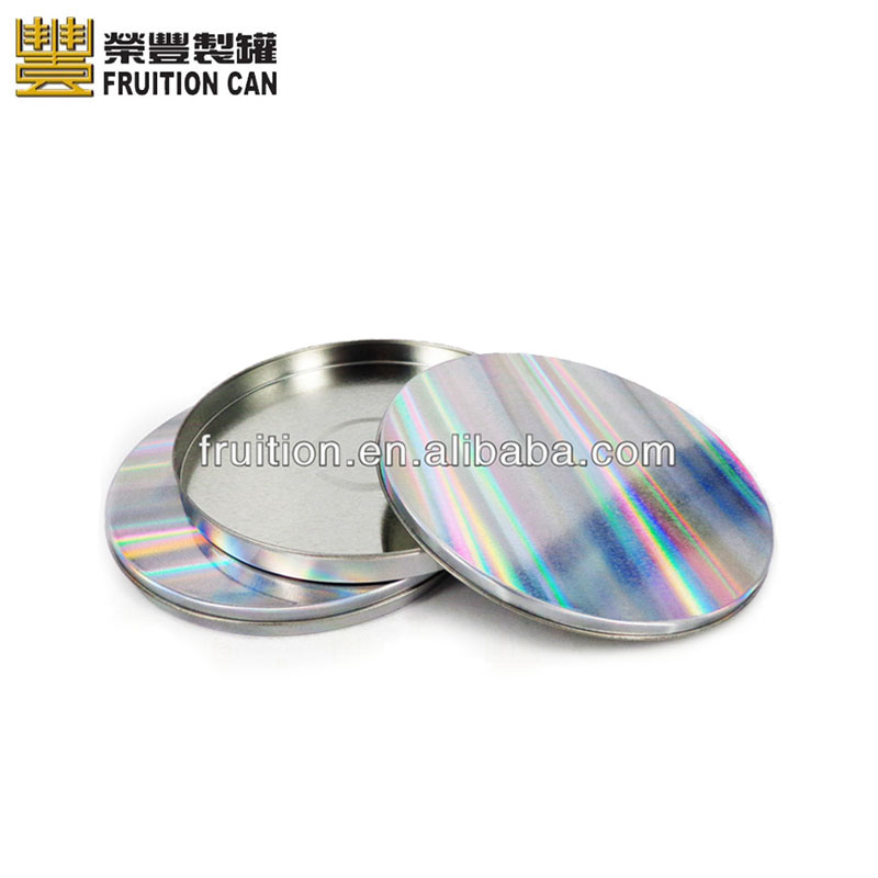 Halographic Case CD DVD case cd doos elegante dvd case cool cd gevallen