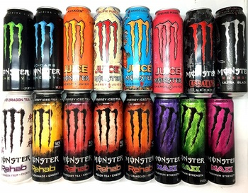 Monster Energy Drink Available Now for wholesale