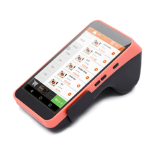 <span class=keywords><strong>Chine</strong></span> Portable Portable Android avec imprimante restaurant caisses enregistreuses POS machine