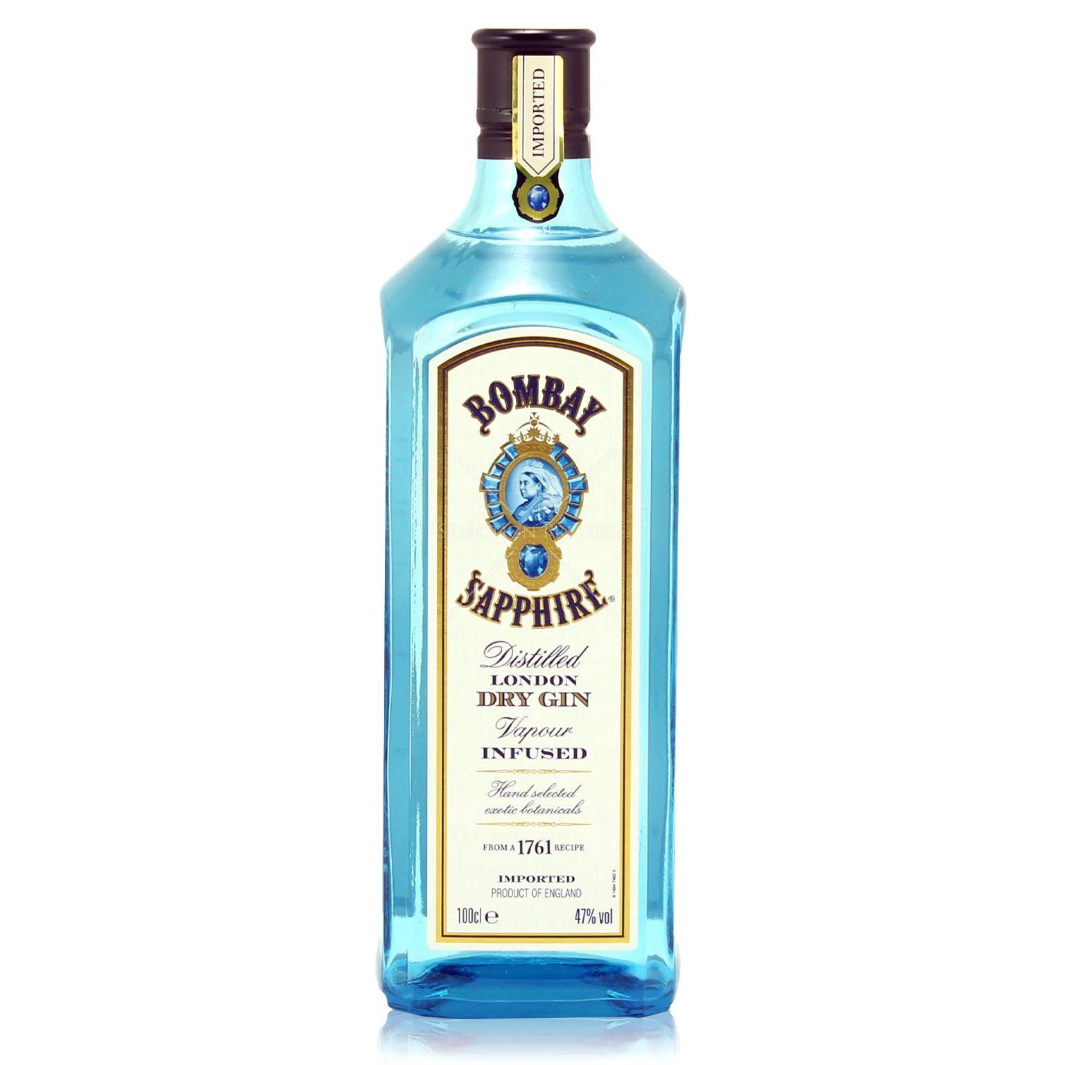 Bombay Original Dry Gin 1.0L (47% Vol.)