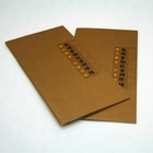 Full color saddle stitching craft paper brochure printing