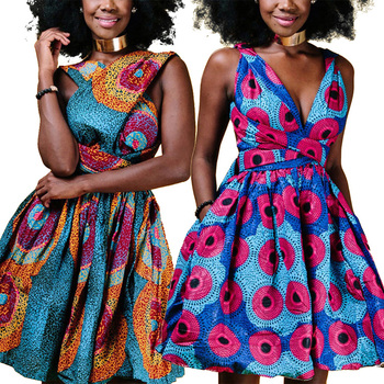 Lover Beauty High Quality African Dress Party Women For Fashion Clothing African Print Dress Designs