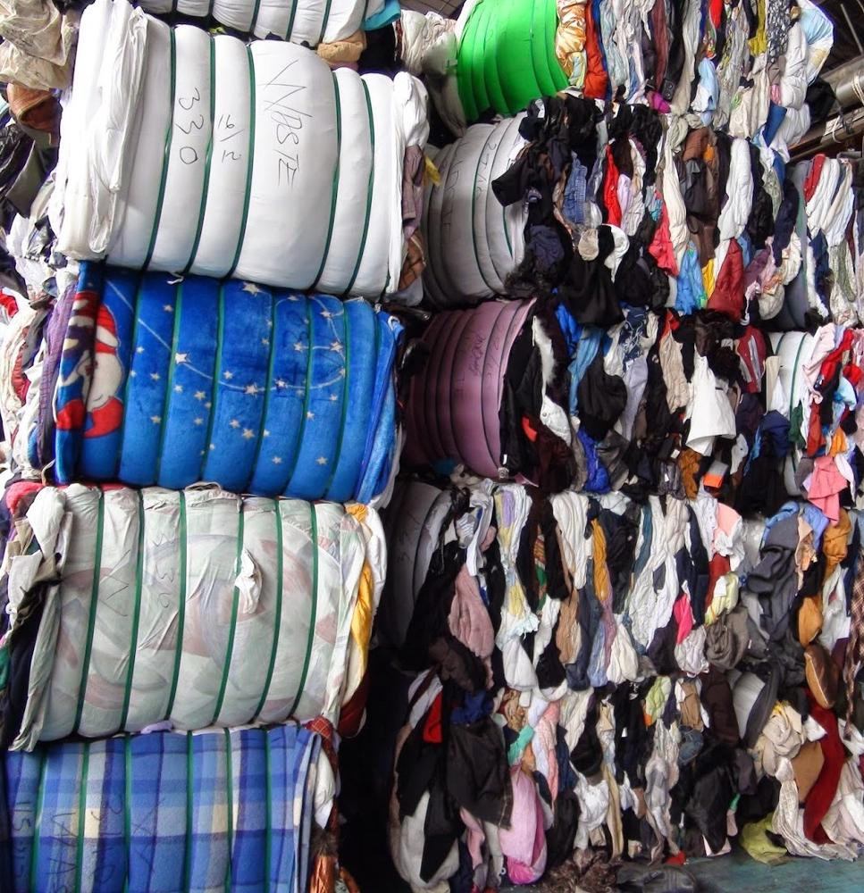 High Quality Garments Cotton Fabric Cutting Waste