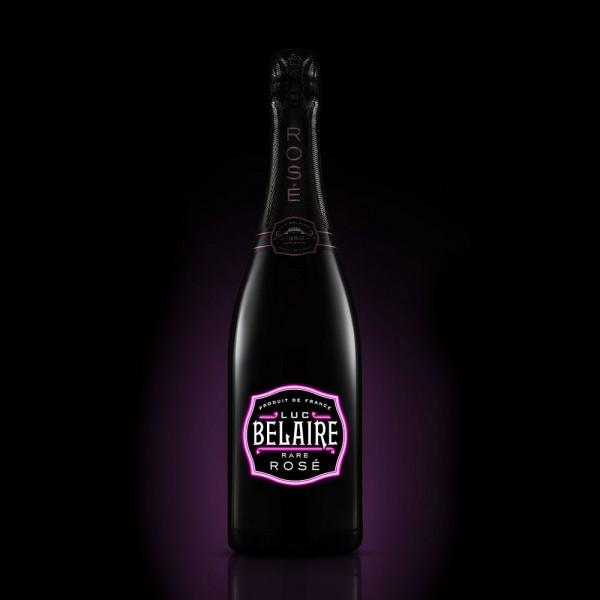 Luc Belaire Fantome Sparkling Rose Wine 75cl