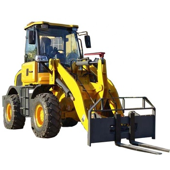 Agriculture Machinery Equipment 1.8ton BW18 Wheel Loaders in India