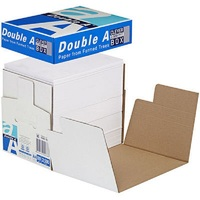 DOUBLE A Photocopy Printing A4 Copy Paper 80gsm double a4 double a4 paper size a4