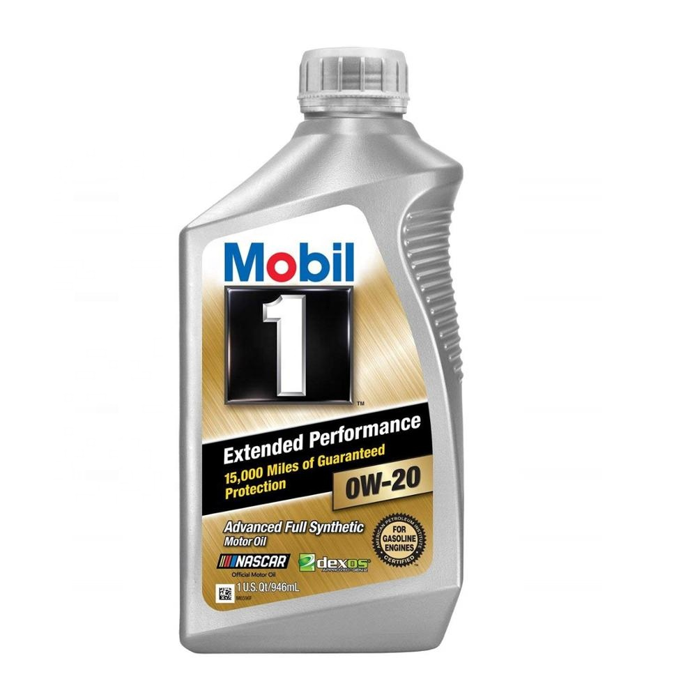 Mobil 1 Extended Performance 0W-20 FULL SYNTHETIC MOTOR OIL