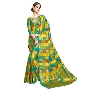 Lovable Multi Coloured Art Silk Traditional Party Wear Saree