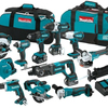 2019 New Sales Offer For-Makita XT1501 18-Volt 3.0Ah 15-Piece Lithium-Ion Power Tool Cordless Combo Kit