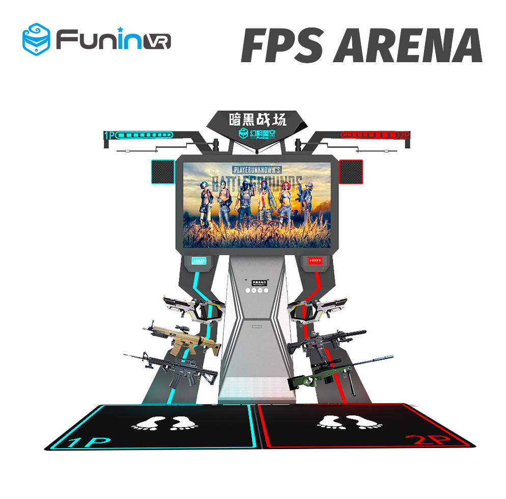 Good VR Business Fashionable VR Gaming Machine for Steam VR Games Good to set up in Mall