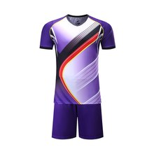Custom design sublimation druck name & anzahl <span class=keywords><strong>fuß</strong></span> ball jersey top bottom set niedrigen MOQ.
