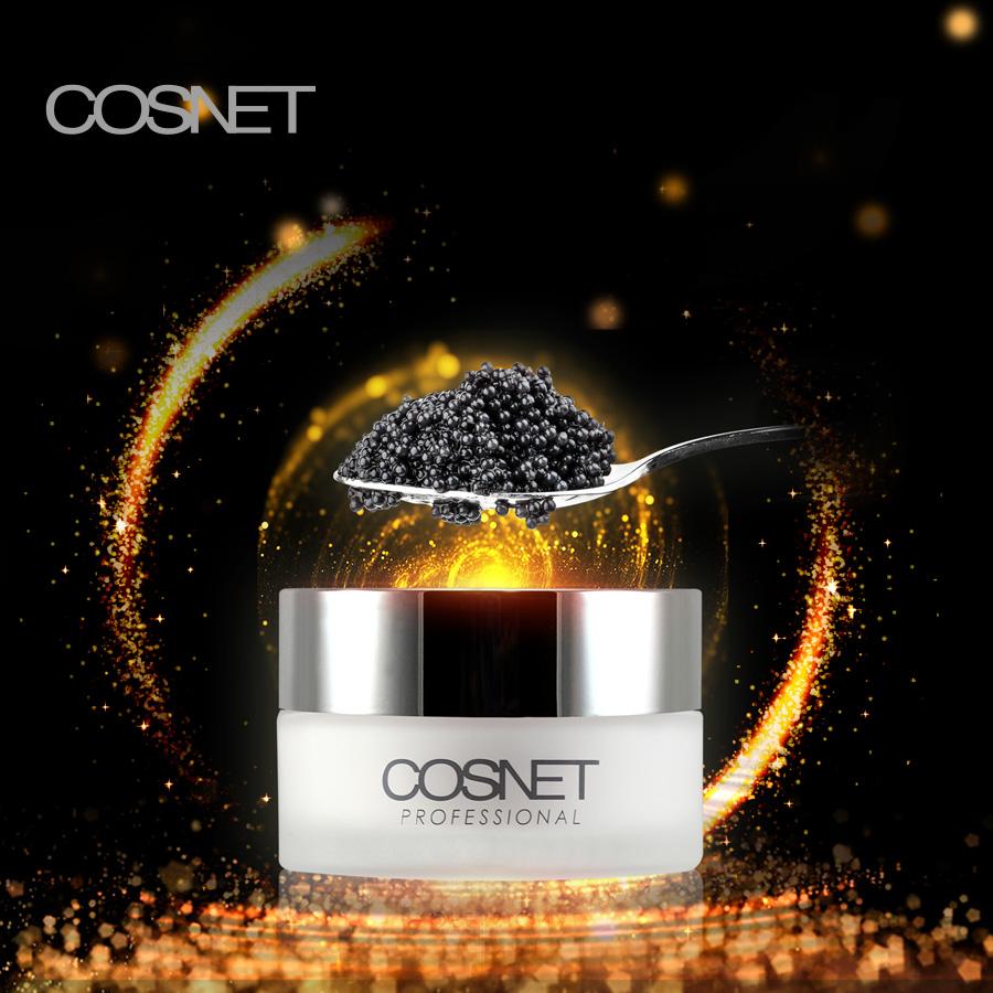 Crème hydratante pour le visage au Caviar de haute qualité COSNET