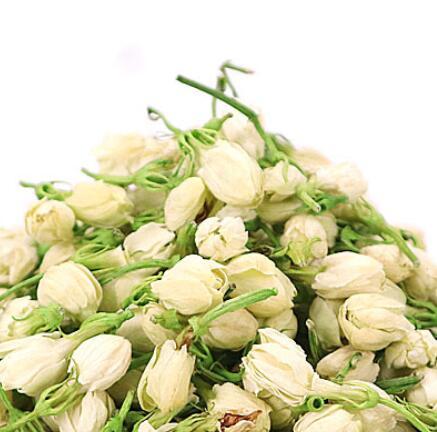 100% pure dried flowers tea new havested fragrant whole jasmine buds - 4uTea   4uTea.com