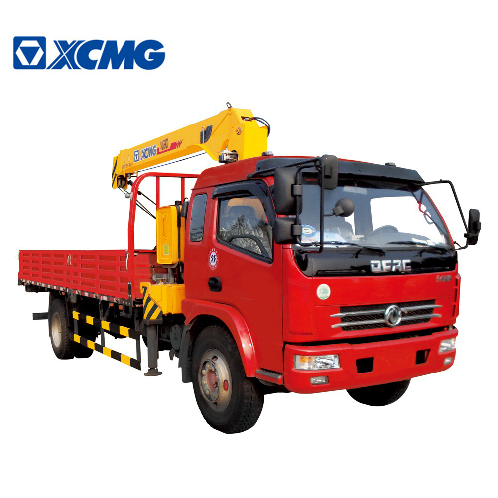 Buy XCMG official manufacturer SQ5SK2Q used small truck mounted crane