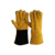 Heat Resistant Cow Split Leather Welding Safety Gloves/Customized Welding glove split leather/Long welding working gloves rugged