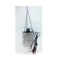 Crystal lamp hanging