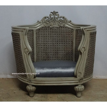 Antique Pet Bed French Style Cat House