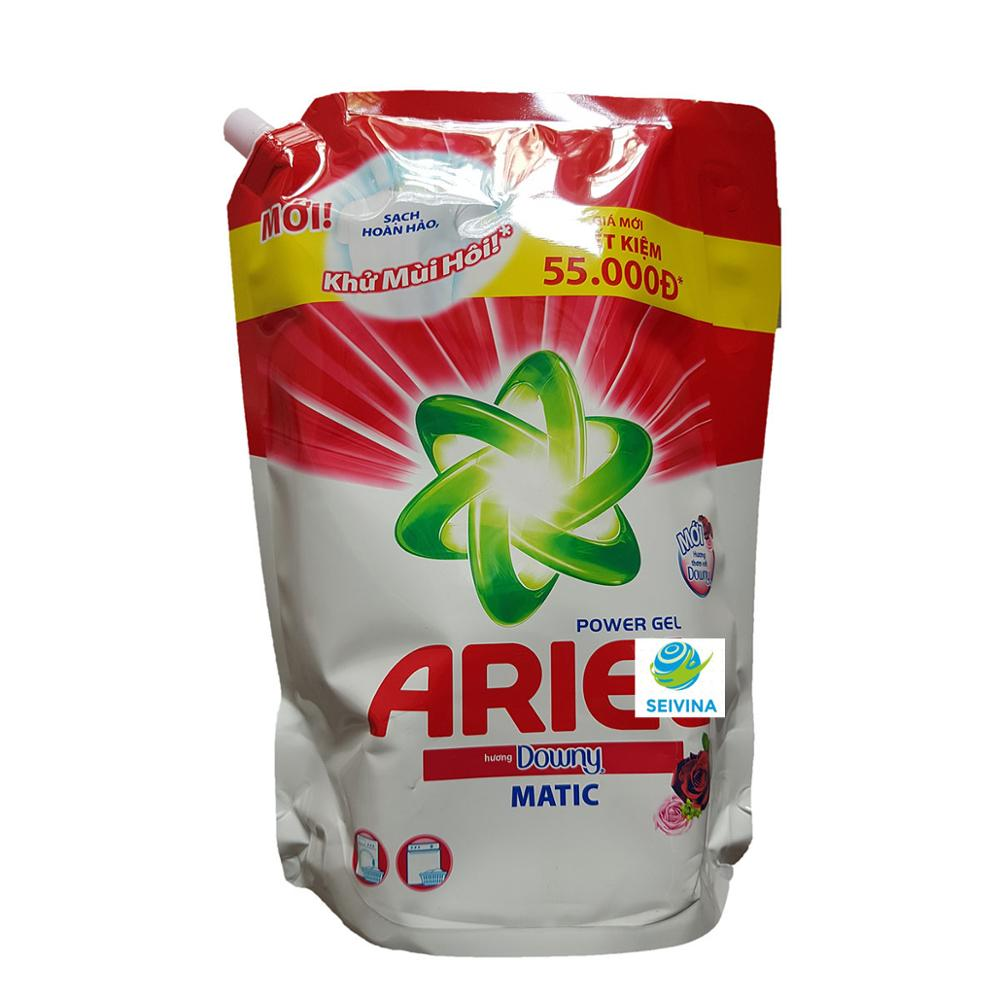 Ariell Power Gel Matic Com Downy detergente Líquido