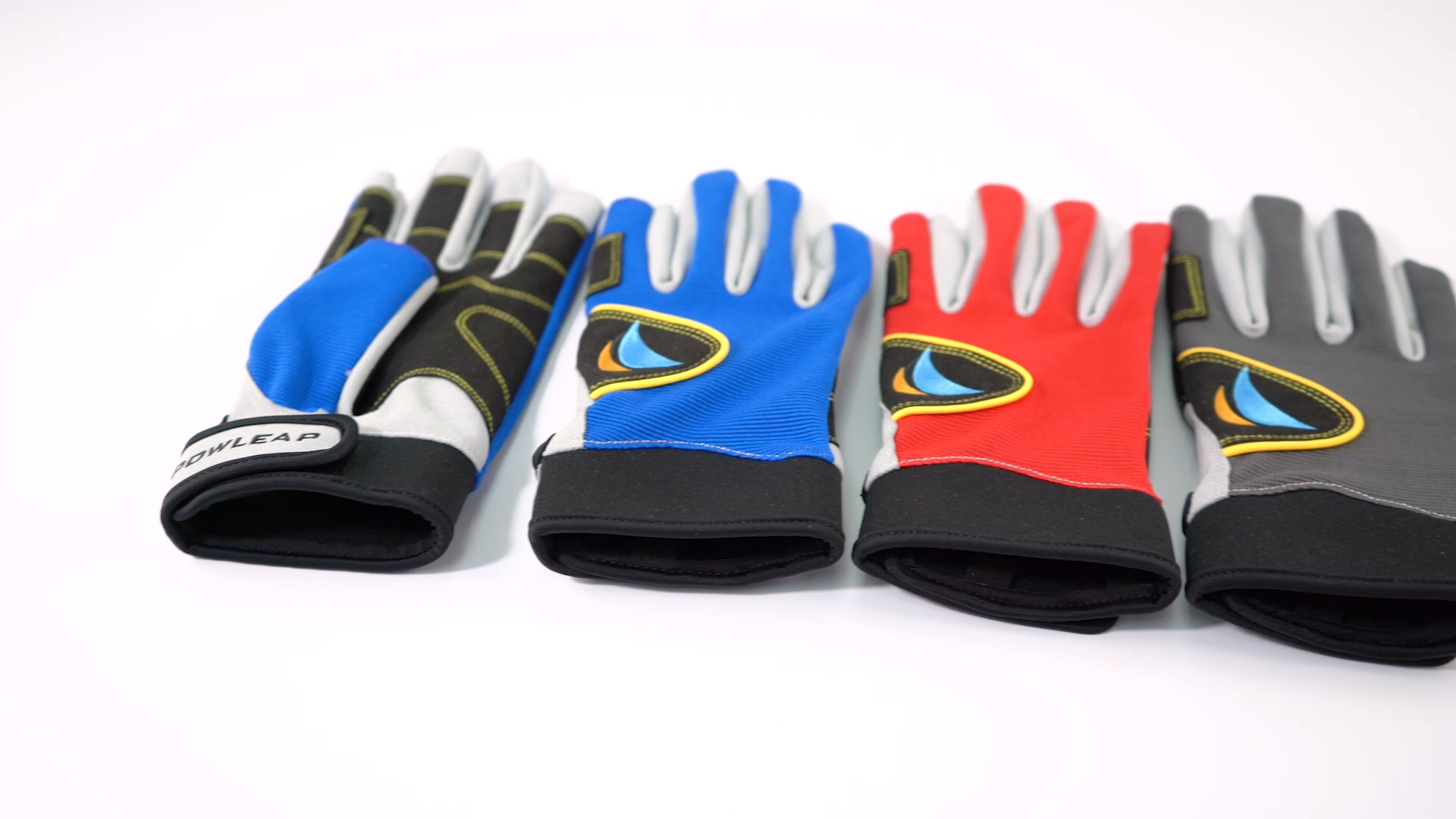 New sailing gloves for youth adult