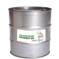 100 % Certified Organic Coconut Oil