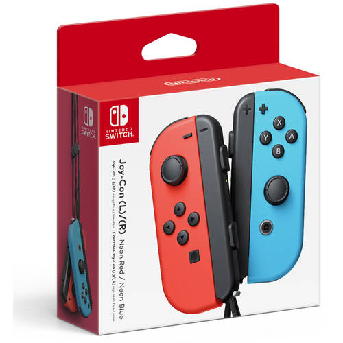 Joy-Con Red/Blue Nintendo Switch Console