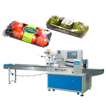 Automatic Plastic Bag Fresh Fruit and Vegetable Packing Machine