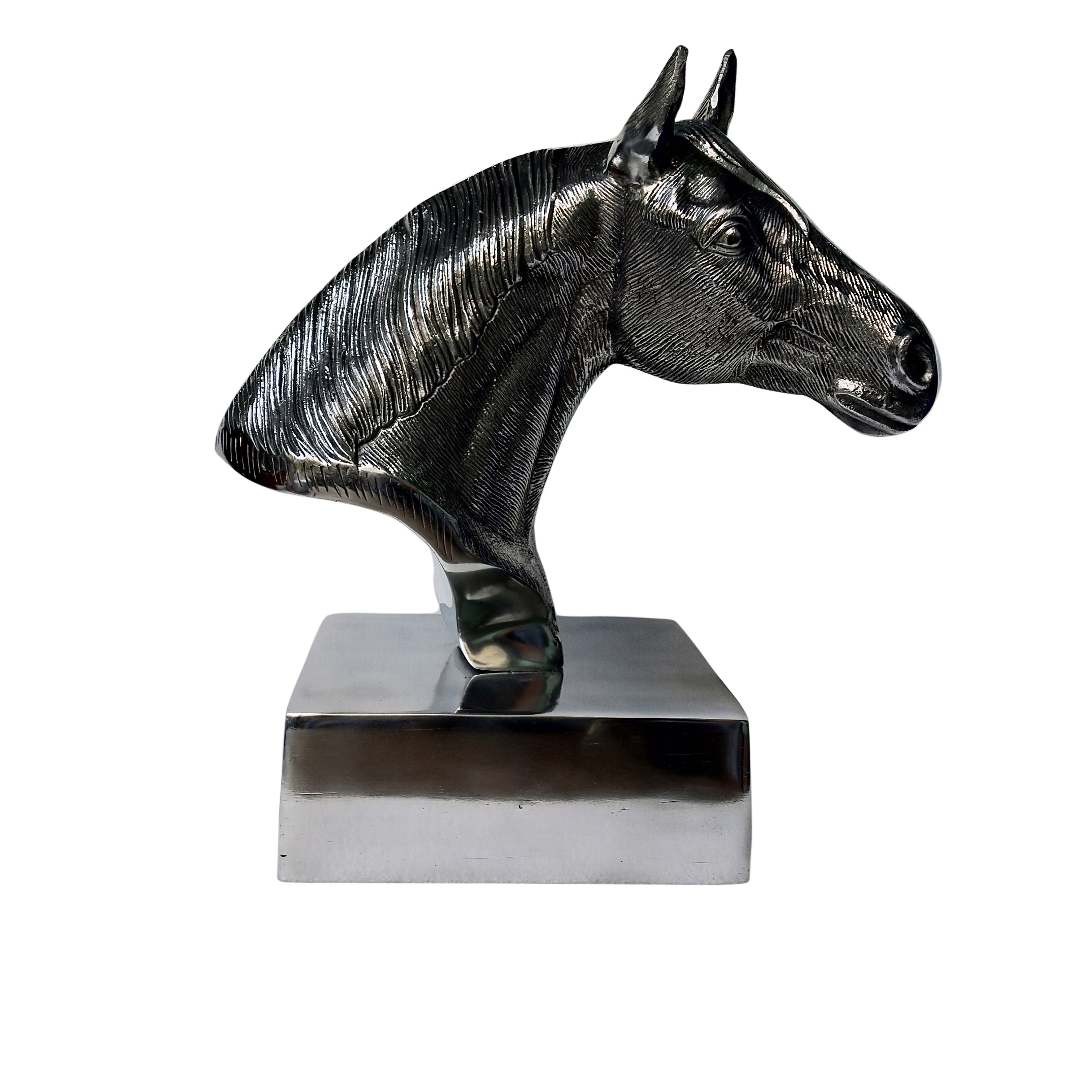 Horses Collection Large Horse Head Table Top Buy Metal Horse Head Product On Alibaba Com