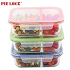 Wholesale food storage container glass vacuum food storage container lunch box