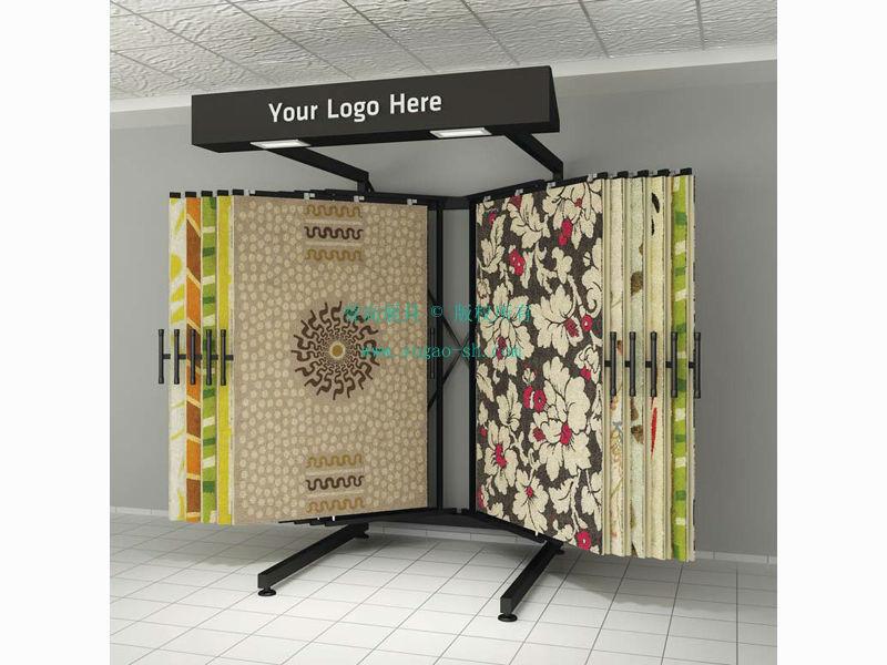 Carpet Display Racks Vidalondon