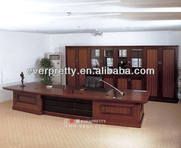 Luxe moderne bureau table de la direction photos bureaux - Bureau de direction luxe ...
